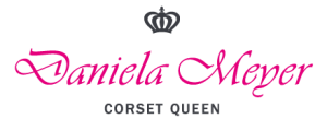 Logo Daniela Meyer Corset Queen gross
