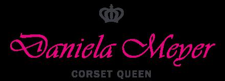 Logo Daniela Meyer Corset Queen gross
